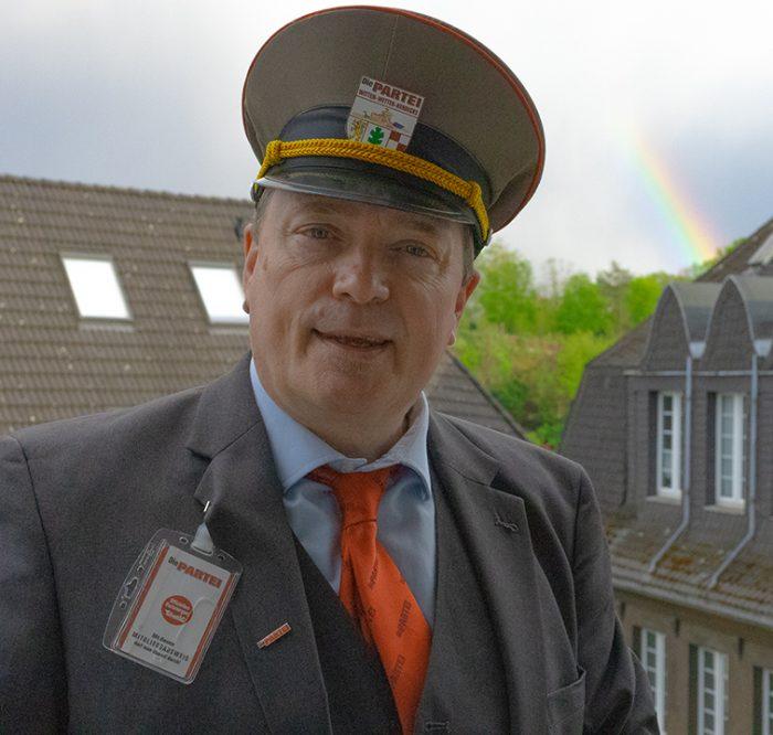 Michael Hanses - Kandidat für die Bundestagswahl 2021